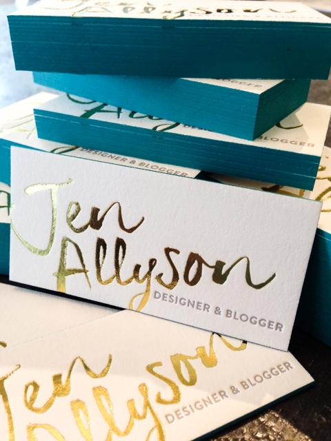 cottonpaperie letterpress blind deboss